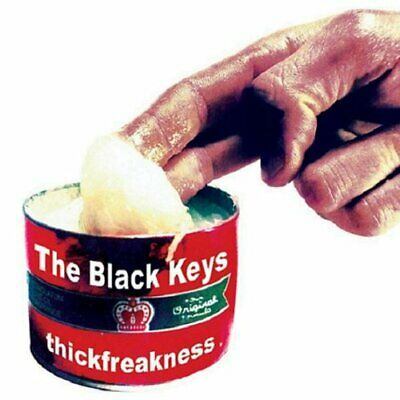 The Black Keys : Thickfreakness CD Value Guaranteed from eBay's biggest seller!