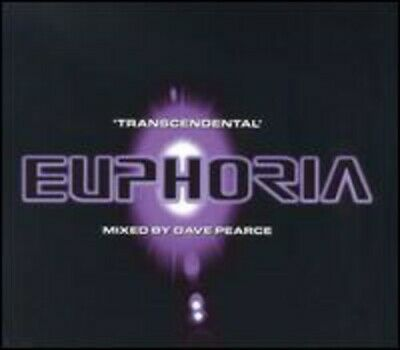 Various Artists : Transcendental Euphoria - Mixed By Dave CD Fast and FREE P & P