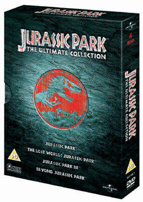 Jurassic Park: Trilogy Collection DVD (2005) Richard Attenborough