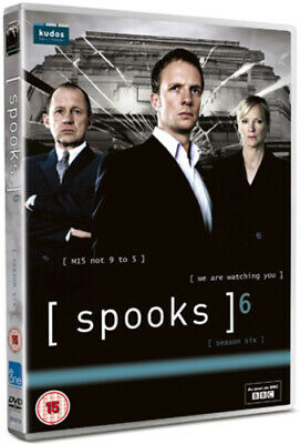 Spooks: The Complete Season 6 DVD (2011) Peter Firth