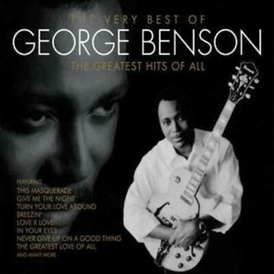 George Benson : Very Best of George Benson - The Greatest Hits of All CD (2008)
