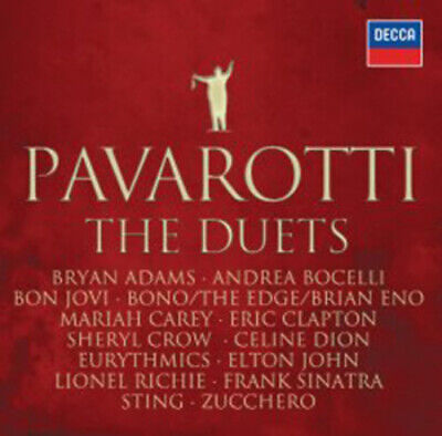Luciano Pavarotti : The Duets CD (2009) Highly Rated eBay Seller, Great Prices