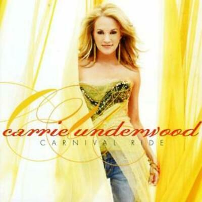 Carrie Underwood : Carnival Ride CD (2007) Incredible Value and Free Shipping!