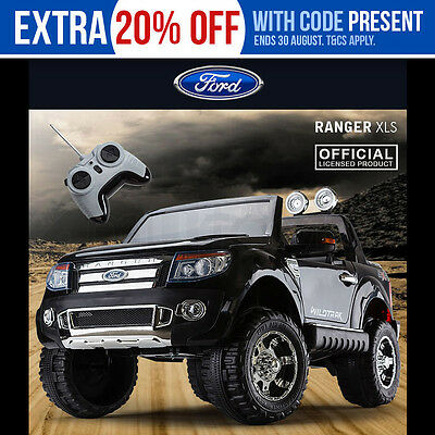 Licensed Ford Ranger Electric Ride On Car -Truck Battery Childrens Toy Motorised
