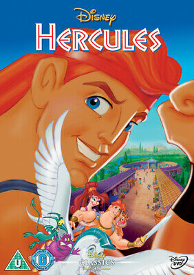 Hercules (Disney) DVD (2002) Ron Clements