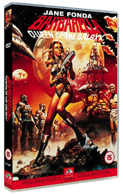 Barbarella DVD (2000) Jane Fonda