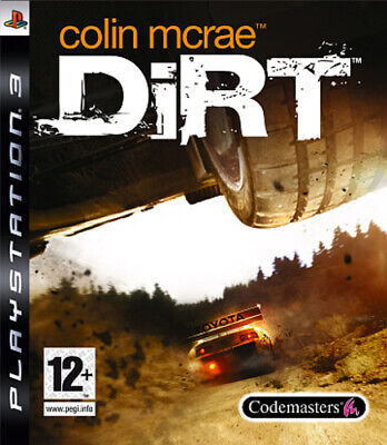 Colin McRae: DiRT (PS3) VideoGames