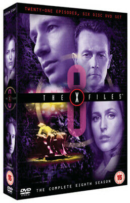 The X Files: Season 8 DVD (2005) Gillian Anderson