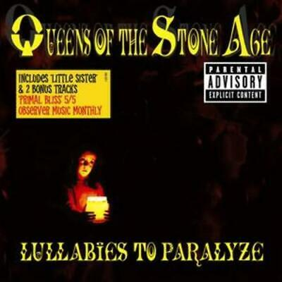 Queens of the Stone Age : Lullabies to Paralyze CD (2005)