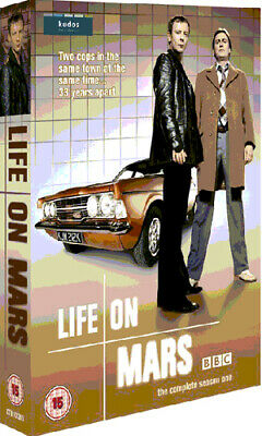 Life On Mars: Series 1 DVD (2006) John Simm