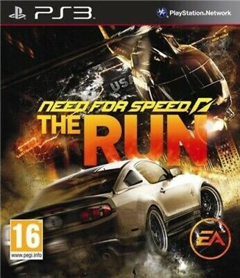 Need for Speed: The Run (PS3) PlayStation 3