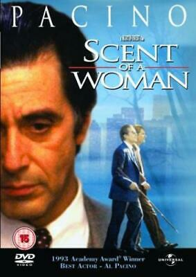 Scent of a Woman DVD (2000) Al Pacino, Brest (DIR) cert 15 Fast and FREE P & P