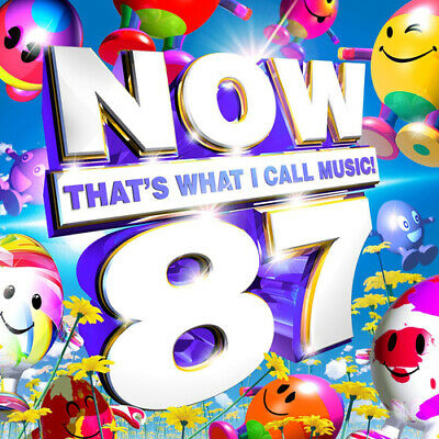 Various Artists : Now That's What I Call Music! 87 CD (2014)