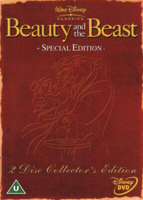 Beauty and the Beast (Disney Special Edition) DVD (2002) Gary Trousdale cert U