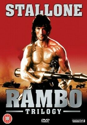 Rambo Trilogy DVD (2000) Sylvester Stallone