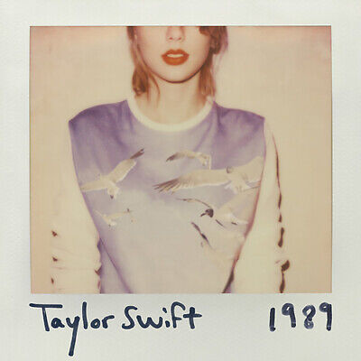 Taylor Swift : 1989 CD Album (Jewel Case) (2014) Expertly Refurbished Product