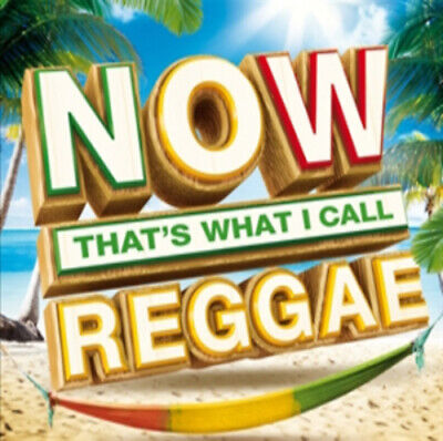 Various Artists : Now That's What I Call Reggae CD 3 discs (2012) Amazing Value