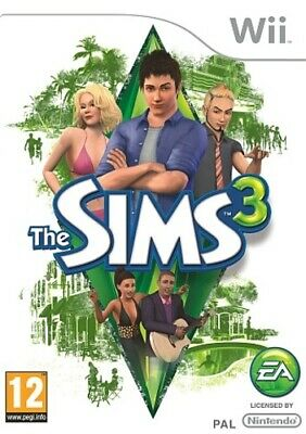 The Sims 3 (Wii) VideoGames