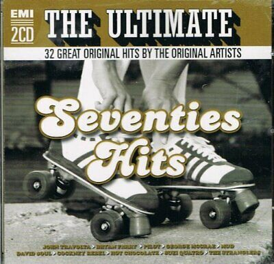 Various Artists : The Ultimate Seventies Hits CD Expertly Refurbished Product