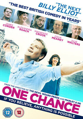 One Chance DVD (2014) Julie Walters