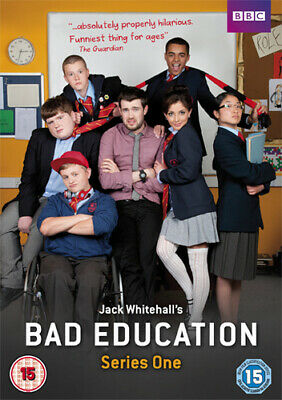 Bad Education: Series 1 DVD (2013) Jack Whitehall cert 15 FREE Shipping, Save £s