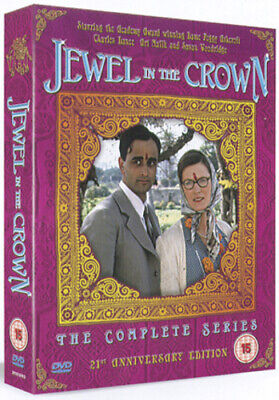 The Jewel in the Crown: The Complete Series DVD (2005) Peggy Ashcroft, O'Brien