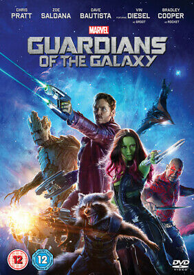 Guardians of the Galaxy DVD (2014) Chris Pratt