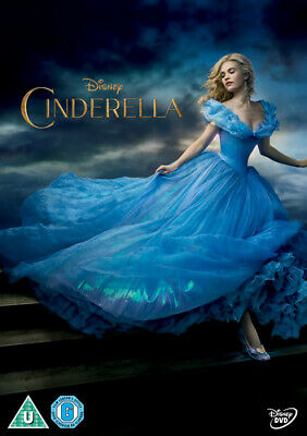 Cinderella DVD (2015) Lily James