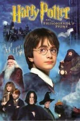 Harry Potter And The Philosophers Stone DVD Incredible Value and Free Shipping!