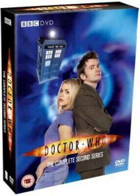 Doctor Who: The Complete Second Series DVD (2006) Christopher Eccleston