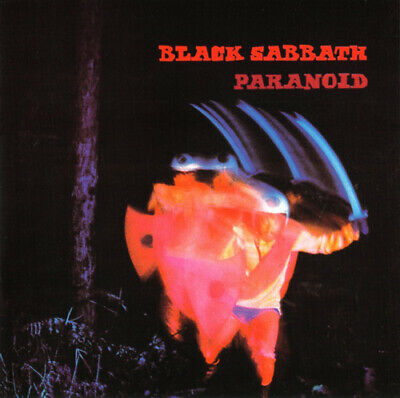 Black Sabbath : Paranoid CD (2004)