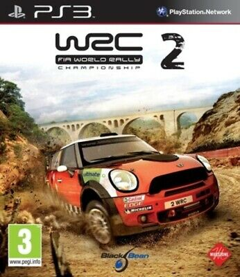 WRC 2: FIA World Rally Championship (PS3) VideoGames