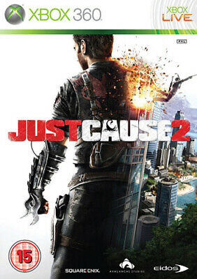Just Cause 2 (Xbox 360) VideoGames