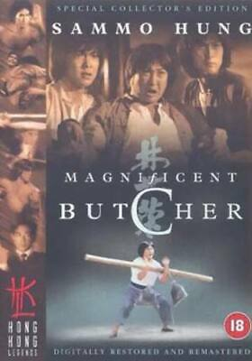 The Magnificent Butcher DVD (2001) Sammo Hung, Ping (DIR) cert 15 Amazing Value