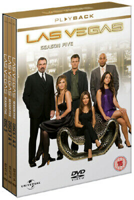 Las Vegas: Season 5 DVD (2008) James Caan