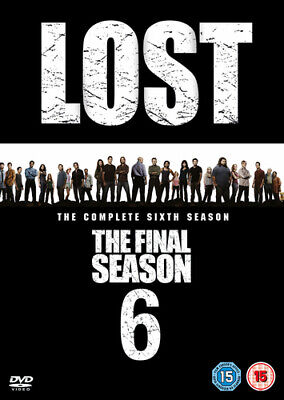 Lost: The Complete Sixth Season DVD (2010) Naveen Andrews