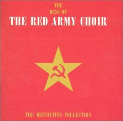 The Best Of The Red Army Choir: The Definitive Collection Used - Very Good Cd