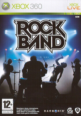 Rock Band (Xbox 360) PEGI 12+ Rhythm: Timing Incredible Value and Free Shipping!