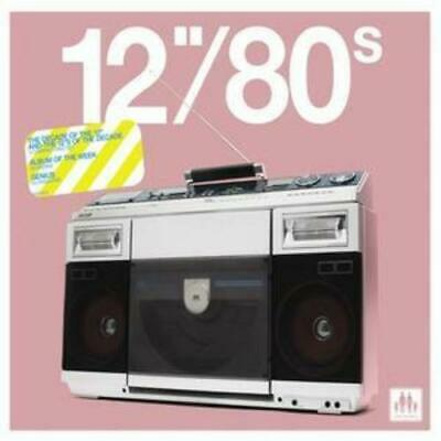 Various Artists : 12 Inch 80s CD (2005)