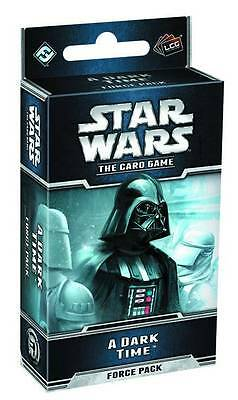 STAR WARS A DARK TIME EXPANSION PACK NIP ships in bubble mailer #sdec15-30