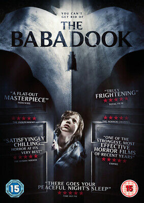 The Babadook DVD (2015) Essie Davis