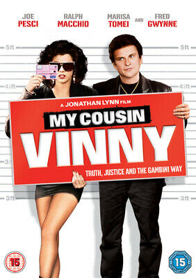 My Cousin Vinny DVD (2002) Joe Pesci, Lynn (DIR) cert 15 FREE Shipping, Save £s