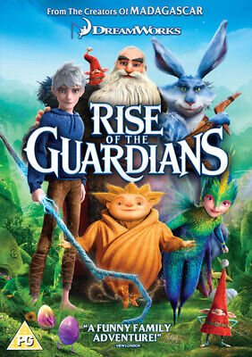 Rise of the Guardians DVD (2013) Peter Ramsey