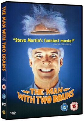 The Man With Two Brains DVD (2006) Steve Martin