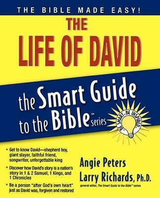 The Life of David by Angie Peters Paperback Book (English)