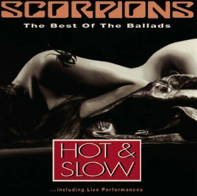 Scorpions, The : The Best of the Ballads CD
