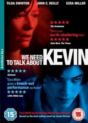 We Need to Talk About Kevin DVD (2012) John C. Reilly