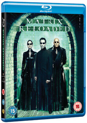 Matrix Reloaded BLU-RAY (2008) Keanu Reeves