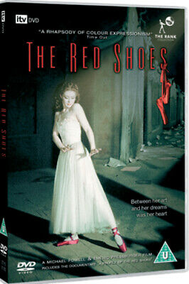 The Red Shoes: Special Edition DVD (2001) Anton Walbrook