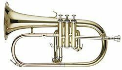RS Berkeley Signature Series Flugelhorn FLU668 Flugelhorn NEW